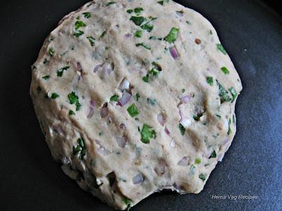 Paneer Paratha Dough