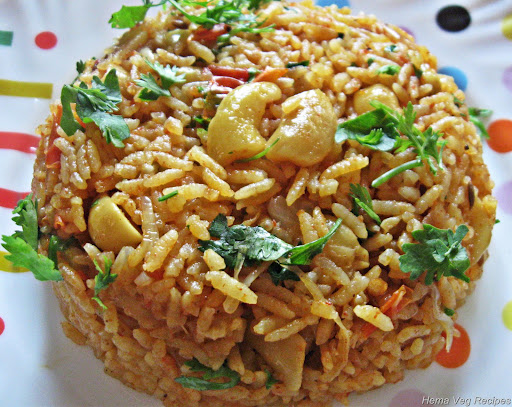 Turkish Pulao/Pulav