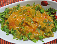 Capsicum Masala or Capsicum Sabji/Subzi