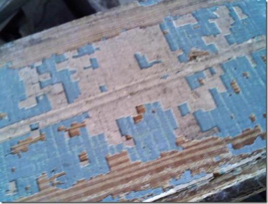 shop blue wood