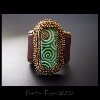 chocolate mint swirl cuff 03 copy
