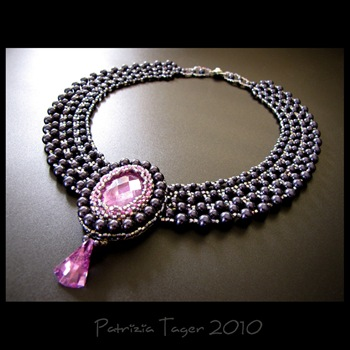 Purple Rain - Necklace 02 copy