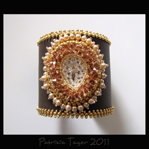 embellished leather cuff 01 copy