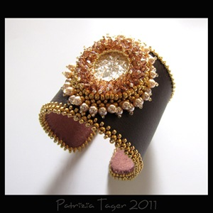 embellished leather cuff 02 copy