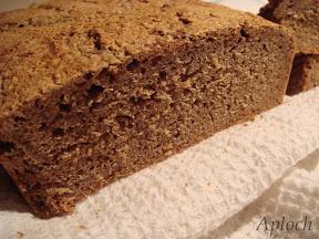 Chleb razowy na zakwasie po raz pierwszy