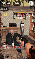 Screenshot of Knife King2-Shoot Boss 3D