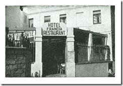 Hotel Francia Port Bou