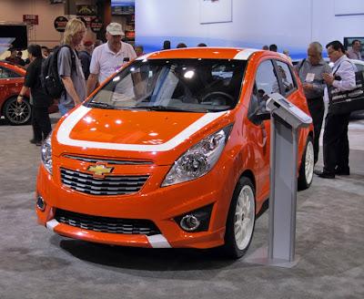 Chevrolet Spark Z-Spec Concept - Subcompact Culture