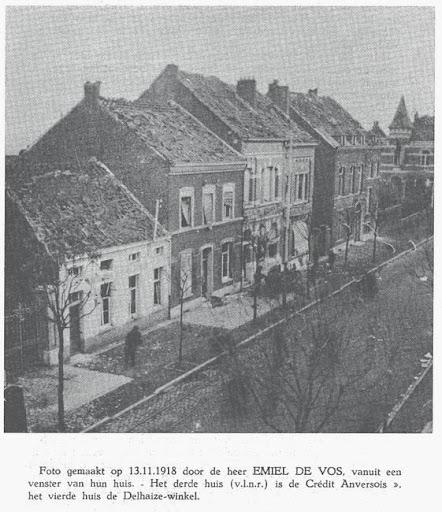 Ontploffing 1918 koninklijke heemkring ascania - Fotos eigentijdse huizen ...