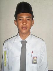 Baihaki Erwanda Ketua OSIS SMA Pintar Kuantan Singingi Periode 20092010