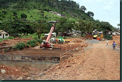 Road Contruction