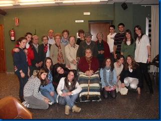 4ºGA asilo navidad 2009