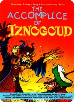 10 the accomplice of iznogoud