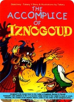 10 the accomplice of iznogoud