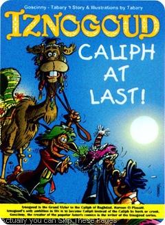 3 Caliph at last