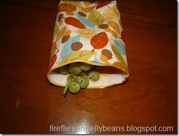 how to make snack bags