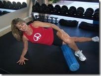 Foam Roller Exercises, Self-myofascial release