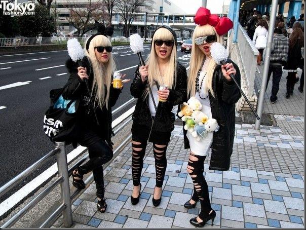Gagamania em Toquio (42)