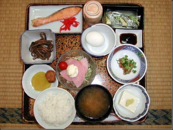 Almoço japonês (1)