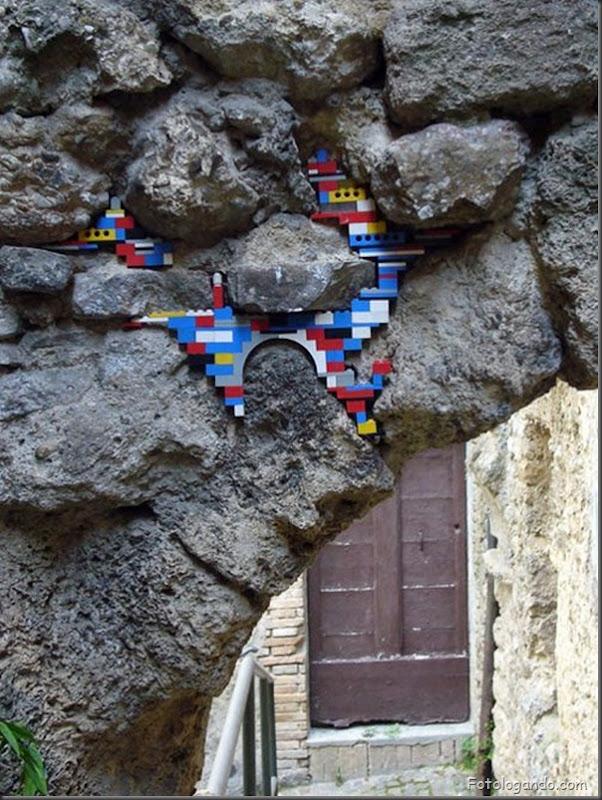 Reparando Monumentos com Lego (3)