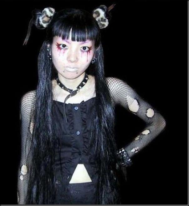 Garotas góticas no Japão (16)