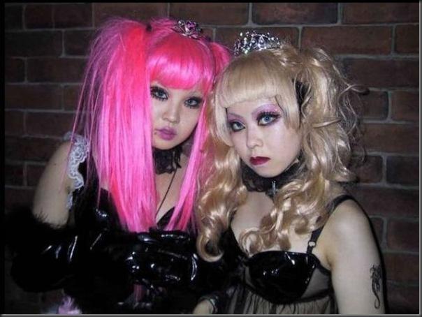 Garotas góticas no Japão (13)