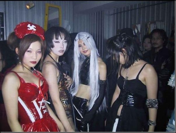 Garotas góticas no Japão (10)