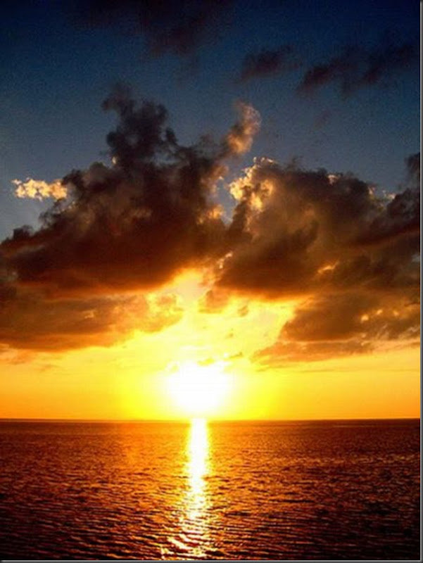 Lindas imagens do pôr do Sol (30)