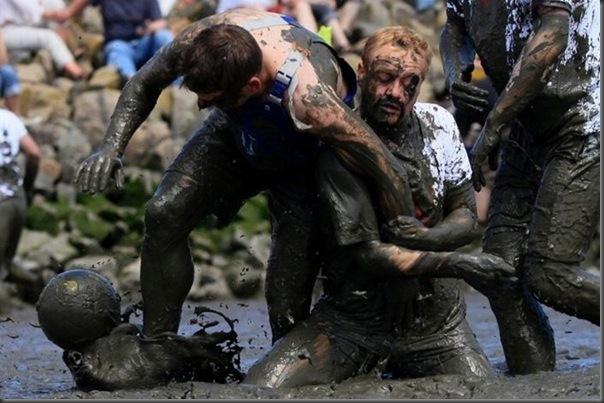 Olimpiadas alemã na lama 2010 (2)