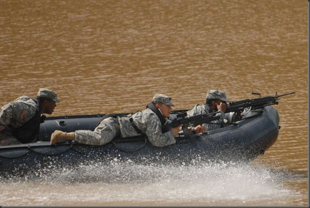 Fotos de forças especiais de diferentes países em ação (24)