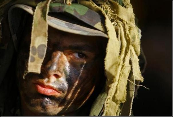 Fotos de forças especiais de diferentes países em ação (46)