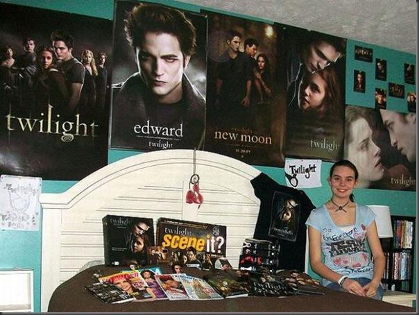 Quartos dos maiores fãs de Twilight (2)