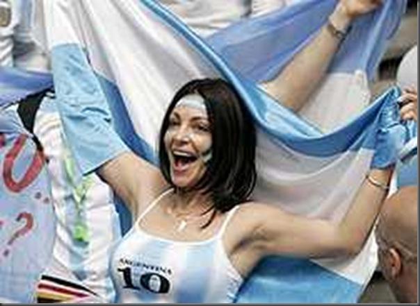 tocedoras argentinas