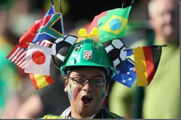 Fantasias loucas e engraçadas na copa do mundo da África do Sul (32)