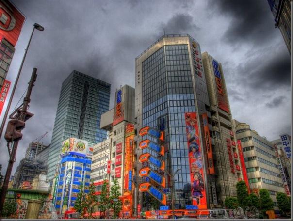 Belas fotos de Tóquio em HDR (14)