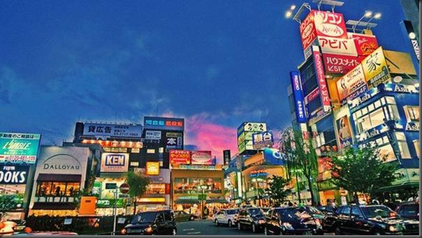 Belas fotos de Tóquio em HDR (30)