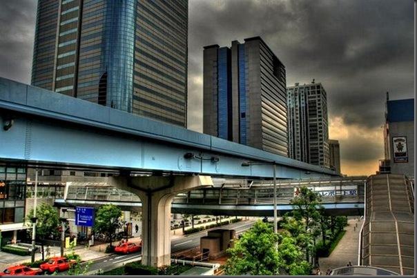 Belas fotos de Tóquio em HDR (4)