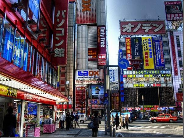 Belas fotos de Tóquio em HDR (2)