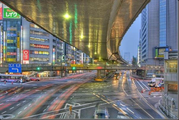 Belas fotos de Tóquio em HDR (1)