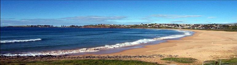 Bombo-beach