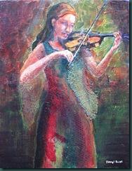 violinist d