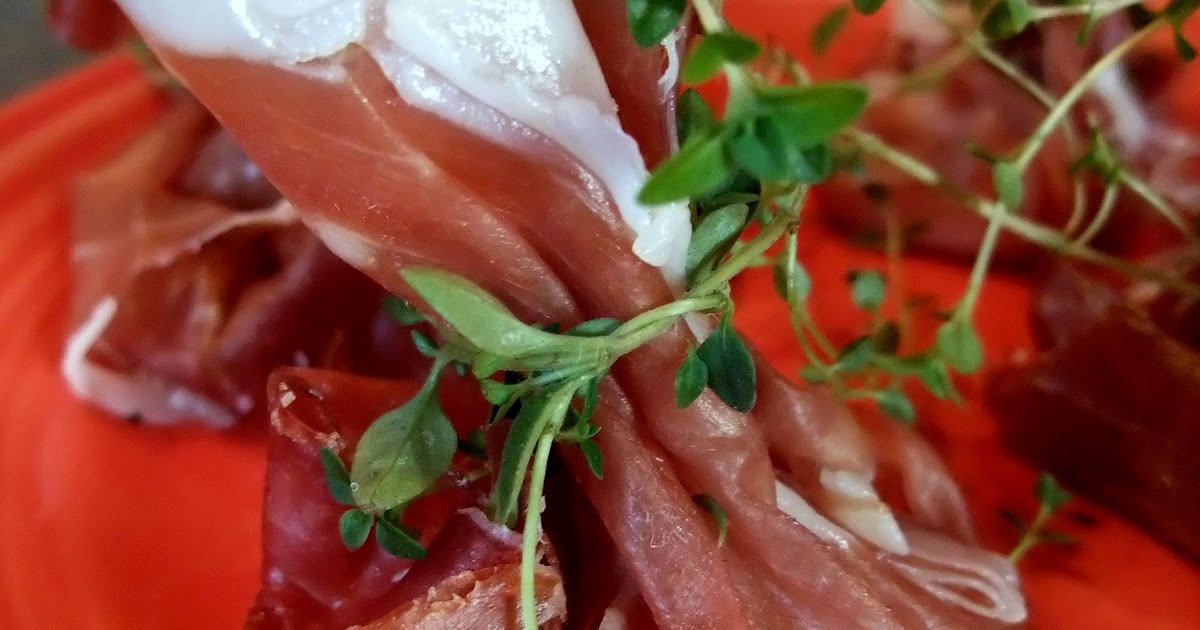 how to make prosciutto part 2