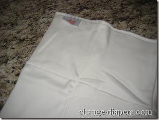 flip diaper organic insert