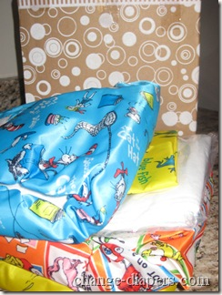 Bumkins Dr. Seuss Cloth Diaper Bundle