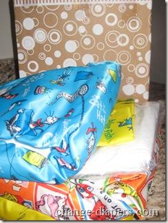 Bumkins Dr. Seuss Cloth Diaper Bundle