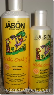 Jason Kids Only Shampoo & Conditioner