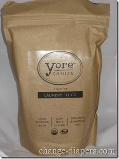 yoreganics laundry to go