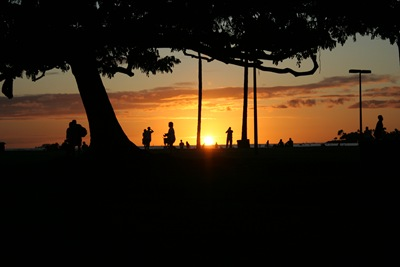 Ala Moana in Hawai'i
