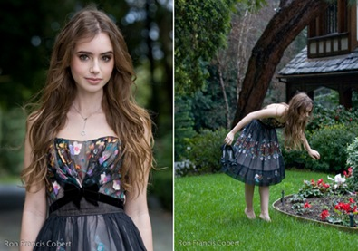 lily collins5