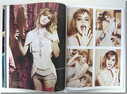emma watson v magazine